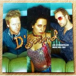 D'Sound: Live At Rockefeller Music Hall 2001 (CD)