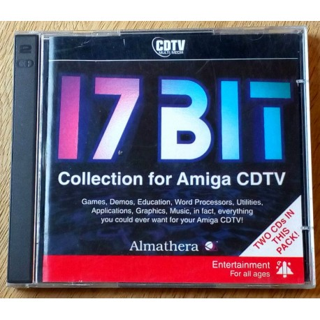 17 Bit Collection for Amiga CDTV (2 x CD)