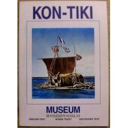Bygdøy Museum: Kon-Tiki