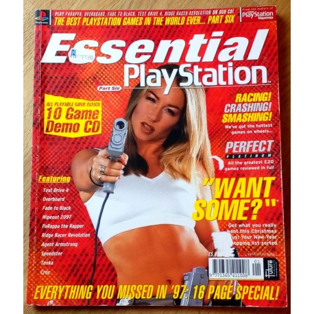 Essential PlayStation Part Six - From the makers of PlayStation Magazine