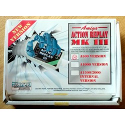 Action Replay MK III - Amiga 500 Version