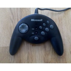 Microsoft Joypad - Gameport