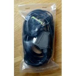 SCART til Amiga RGB kabel med lyd