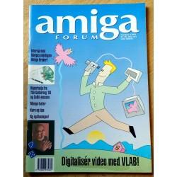 Amiga Forum: 1993 - Nr. 3 - Digitaliser video med VLAB!
