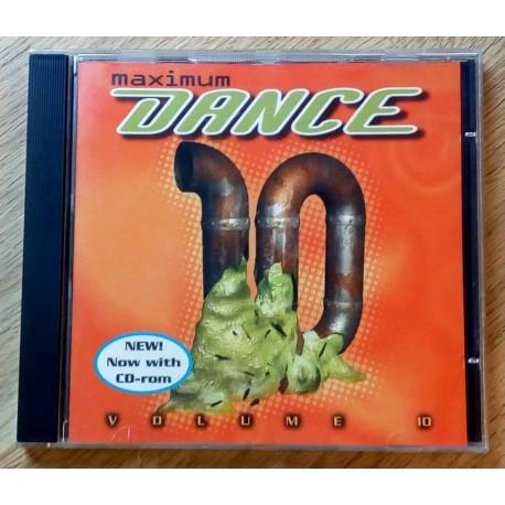 Maximum Dance: Volume 10 (CD)