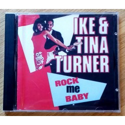 Ike & Tina Turner: Rock Me Baby (CD)
