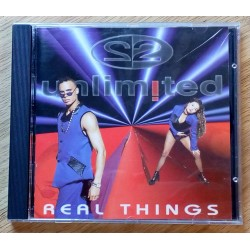 2 Unlimited: Real Things (CD)