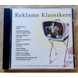 Reklame Klassikere (CD)