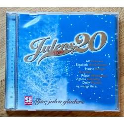 Julens Topp 20 fra Se og Hør (CD)