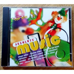 Absolute Music 18 (CD)