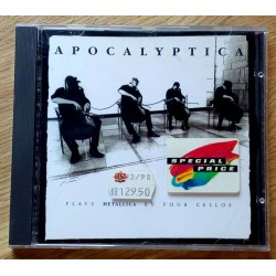 Apocalyptica Plays Metallica By Four Cellos (CD)