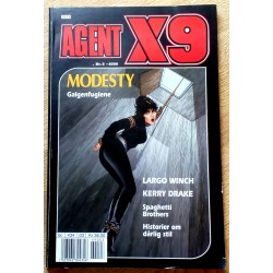 Agent X9: 2006 - Nr. 3 - Galgenfuglene