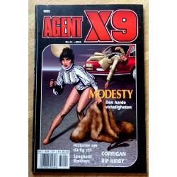 Agent X9: 2006 - Nr. 1 - Den harde virkeligheten