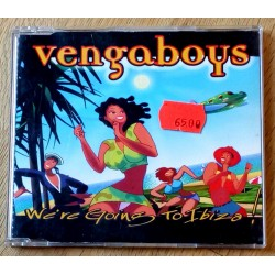 Vengaboys: We're Going To Ibiza (CD)