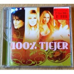 100% Tjejer (CD)