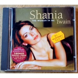 Shania Twain: The Woman In Me (CD)