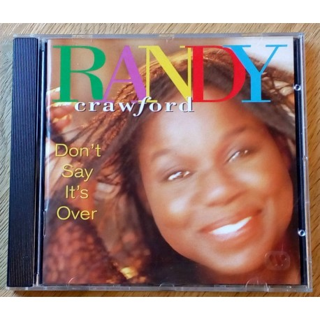 Randy Crawford: Don't Say It's Over (CD)