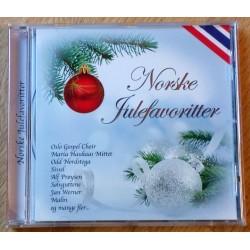 Norske Julefavoritter (CD)
