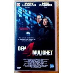 Den 4. Mulighet (VHS)