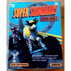 Super Skidmarks Data Disks (Acid Software)