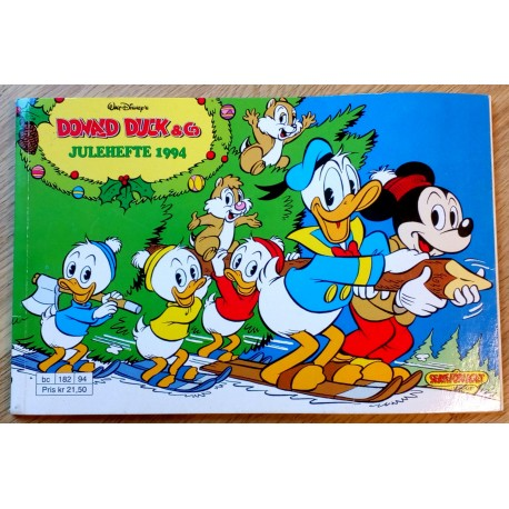 Donald Duck & Co: Julehefte 1994