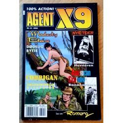 Agent X9: 2002 - Nr. 10 - Dødelig bytte