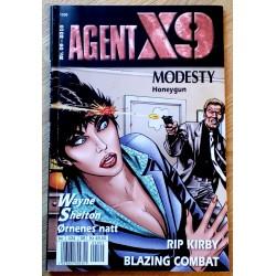 Agent X9: 2010 - Nr. 9 - Honeygun