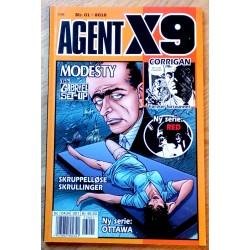 Agent X9: 2012 - Nr. 1 - Skruppelløse skrullinger