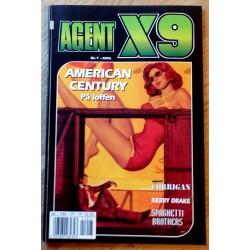Agent X9: 2004 - Nr. 7 - American Century