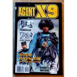 Agent X9: 2004 - Nr. 6 - Kodenavn XIII - Operasjon Montecristo