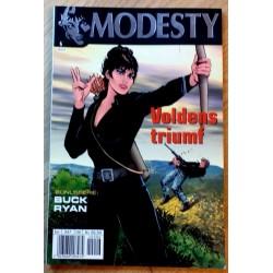 Modesty Blaise: 2004 - Nr. 6 - Voldens triumf