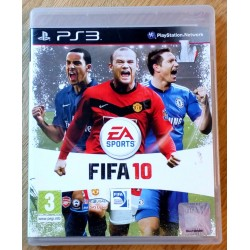 Playstation 3: FIFA 10 (EA Sports)