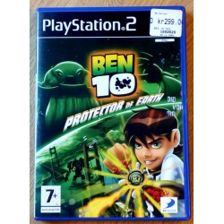 Ben 10 - Protector of Earth (D3 Publisher)