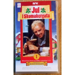 Jul i Skomakergata: Episode 1-12 (VHS)
