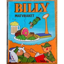 Billy: Matvraket (1982)