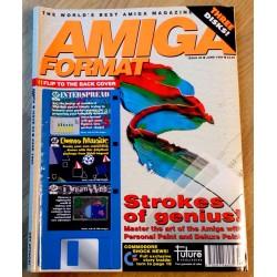 Amiga Format: 1994 - June