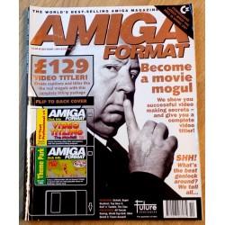 Amiga Format: 1994 - October - Become a movie mogul