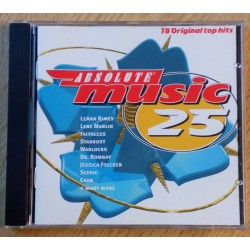 Absolute Music 25 (CD)