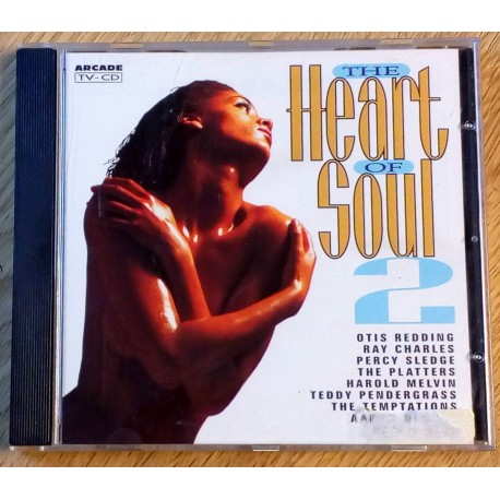 The Heart of Soul 2 (CD)