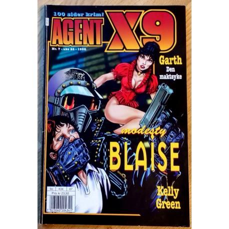Agent X9: 1998 - Nr. 7 - Modesty Blaise