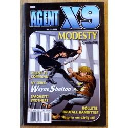 Agent X9: 2006 - Nr. 7 - Gjenferdet
