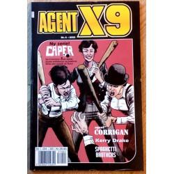 Agent X9: 2005 - Nr. 2 - Caper