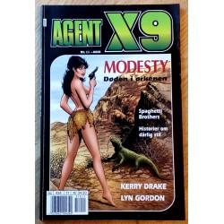 Agent X9: 2005 - Nr. 11 - Døden i ørkenen