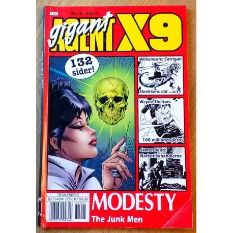 Agent X9: 2013 - Nr. 5 - The Junk Men
