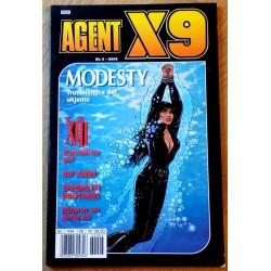 Agent X9: 2006 - Nr. 6 - Trusselen fra det ukjente