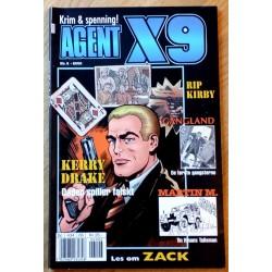 Agent X9: 2000 - Nr. 6 - Døden spiller falskt