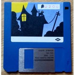1 x diskett - Tilfeldig utvalg (Amiga)