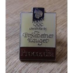 Pin: Lillehammer 1994 - Birkebeinerlauget - Procordia