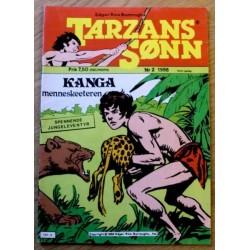 Tarzans Sønn: 1986 - Nr. 2 - Kanga - Menneskeeteren