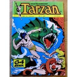 Tarzan: 1987 - Nr. 11 - Lysets tårn